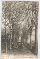 Limoges Pensionnat Jeanne D'Arc, Récréation Des Pensionnaires De 1905 - Limoges