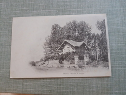 Cpa 53 Ernee Chalet Villa - Ernee