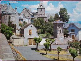 12 - MUR De BARREZ - Vue D'ensemble. (le Centre Du Bourg) - Francia