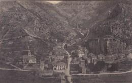 Gorges Du Tarn, La Malène Vue Générale Prise De La Vierge (pk60020) - Gorges Du Tarn