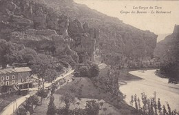 Gorges Du Tarn, Cirque Des Baumes, Le Restaurant (pk60021) - Gorges Du Tarn