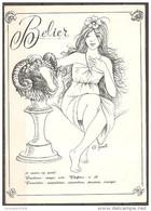 Signe Du Zodiaque Belier Du 21 Mars Au 19 Avril,illustrateur ER. BENOIT (bon Etat) - Illustratori & Fotografie