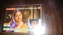 Israel-uniload Card Send Recharge Home Cheap And Easy-50-mint Card+1card Prepiad Free - Indien