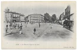 Albi La Place Du Vigan Et Les Lices - Albi