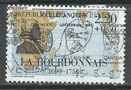 France YT N°2520 La Bourdonnais Oblitéré ° - Frankreich