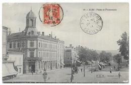 Albi Poste Et Promenade - Albi