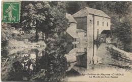 D53 - OISSEAU - LE MOULIN DU PONT BESNIER - ENVIRONS DE MAYENNE - Altri Comuni