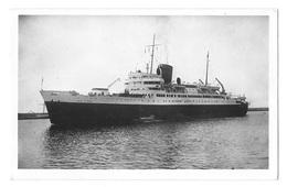 (23935-00) Oran - Le Paquebot Ville D'Oran - Steamers