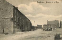 PONDROME QUARTIER DE LA GARE - Beauraing