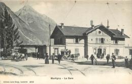 MARTIGNY LA GARE - VS Valais