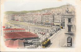 ALGER - Les Rampes Et Les Boulevards (carte Précurseur) - Algiers