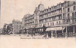 Blankenberge Blankenberghe Grand Hôtel Des Bains - Blankenberge