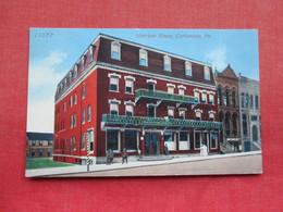 Harrison House Carbondale  Pennsylvania  Ref 3296 - United States