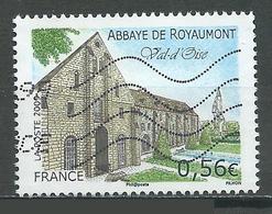 France YT N°4392 Abbaye De Royaumont Oblitéré ° - France