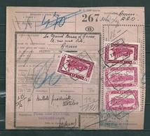 Vrachtbrief Met Stempel Eename - 1942-1951