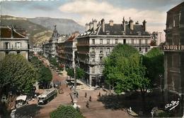 GRENOBLE CARREFOUR AVENUE ALSACE LORRAINE COURS JEAN JAURES - Grenoble