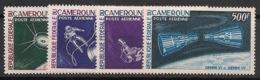 Cameroun - 1966 - Poste Aérienne PA N°Yv. 70 à 73 - Conquète De L'espace - Neuf Luxe ** / MNH / Postfrisch - Cameroon (1960-...)