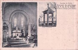 Paroisse De Failly Souvenir Du Pélerinage De N. D. De La Salette (Villers L'Orme Près Metz) - Autres Communes