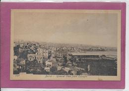 BEIRUT  Général View  From Eshrefie - Liban