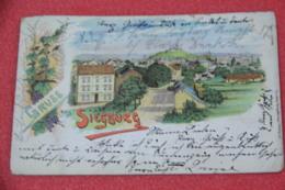 Nordrhein Westfalen Siegburg Gruss 1901 - Autres
