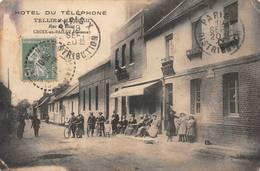 Saint Quentin La Motte Croix Au Bailly Hôtel Canton Ault - France