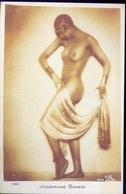 Josephine Baker - Venere Nera - Francia 1929 - Riproduzione Da Originale - Postcards