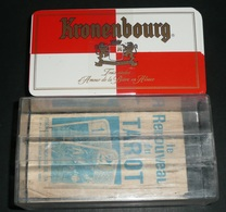 Rare Jeu De Tarot NEUF En Boite Avec Notice, KRONENBOURG Bière D'Alsace, Cartes Carte Bières Tarots - Tarot-Karten