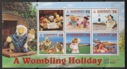 Alderney - 2000 - N°Yv. Bloc 7 - Wombles  - Neuf Luxe ** / MNH / Postfrisch - Alderney