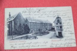Nordrhein Westfalen Munstereifel Jesuitenkirche U. Gymnasium 1903 - Autres