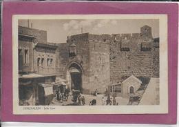 JERUSALEM  Jaffa Gate - Israel
