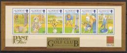 Alderney - 2001 - N°Yv. Bloc 10 - Golf  - Neuf Luxe ** / MNH / Postfrisch - Golf