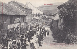 LA LOZERE // La Bastide - St-Laurent-les-bains // Procession De La Fete-dieu - Christianisme