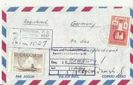 CANADA CV 1962 - 1952-.... Règne D'Elizabeth II