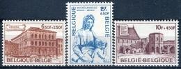 Y&T  N° 1753-1755 ** - Belgique