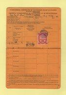 Autriche - Certificat International De Vaccination - Variole - 1964 - Fiscaux