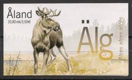 Aland - 2000 - N°Yv. C171 - Carnet Faune / Elan - Neuf Luxe ** / MNH / Postfrisch - Aland