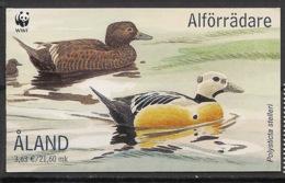 Aland - 2001 - N°Yv. C183 - Carnet Faune / Canard - Neuf Luxe ** / MNH / Postfrisch - Aland