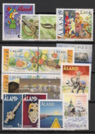 Aland - 2002 - N°Yv. 198 à 212 - Complet - Neuf Luxe ** / MNH / Postfrisch - Aland