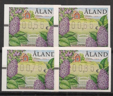 Aland - 2006 - Distributeur - 4v - Neuf Luxe ** / MNH / Postfrisch - Aland