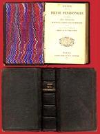 ** GUIDE  De  La  PIEUSE  PENSIONNAIRE  1893  -  TOURS ** - Religion & Esotérisme
