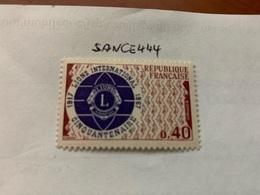 France Lions Club 1967 Mnh - France