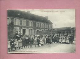 CPA - Ressons Sur Matz -(Oise) - Les Ecoles - Ressons Sur Matz