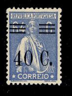 ! ! Portugal - 1928 Ceres W/OVP 40 C - Af. 472 - No Gum - 1910-... République