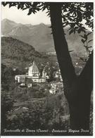 W2633 Fontanelle Di Boves (Cuneo) - Santuario Regina Pacis - Panorama / Non Viaggiata - Autres Villes