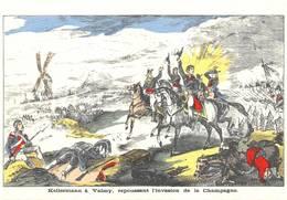 Valmy Kellermann Révolution Française Image D'Epinal - France