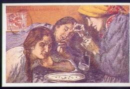 Per Distruggere Il Malocchio - Abruzzo - Basilio Cascella - Riproduzione Da Originale - Cartoline
