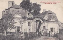 L ABBAYE De MORIMOND // La Maison Des Gardes - Eglises Et Couvents