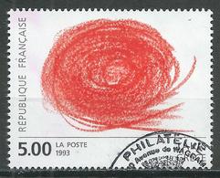 France YT N°2834 Takis Grèce Oblitéré ° - France