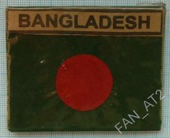 Bangladesh / Patch Abzeichen Parche Ecusson / Peacekeeping Mission.  Liberia. Africa. - Ecussons Tissu