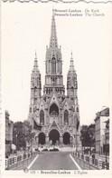BRUXELLES. LAEKEN L'EGLISE DE KERK THE CHURCH. ALBERT PHOTOTYPIE A DOHMEN - CPA CIRCA 1920s - BLEUP - Multi-vues, Vues Panoramiques